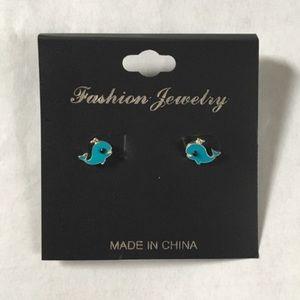 FREE Joyce Leslie Dolphin Earrings